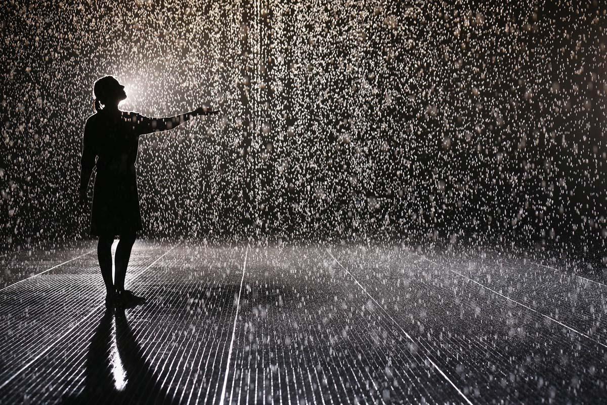 сонник попасть под дождь во сне одетые