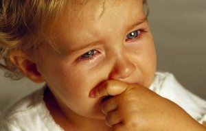 Плачущий ребенок приснился