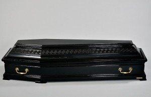 Чёрный гроб сонник