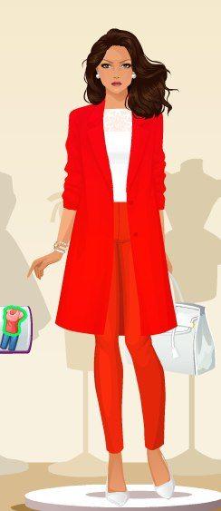 Примерять во сне красную одежду