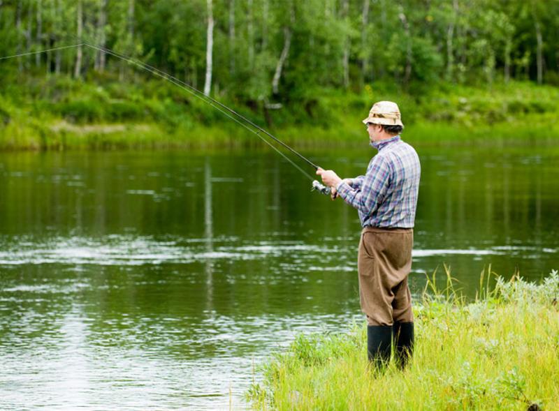 рыбная ловля где