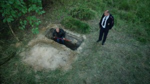 копать в лесу