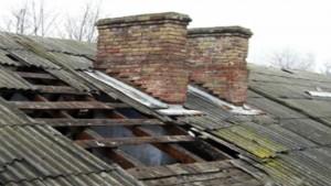 ветхая крыша