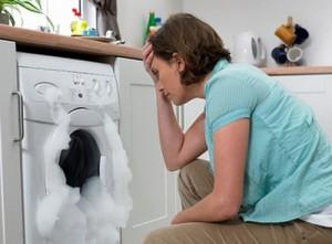 стиральная машина поломалась