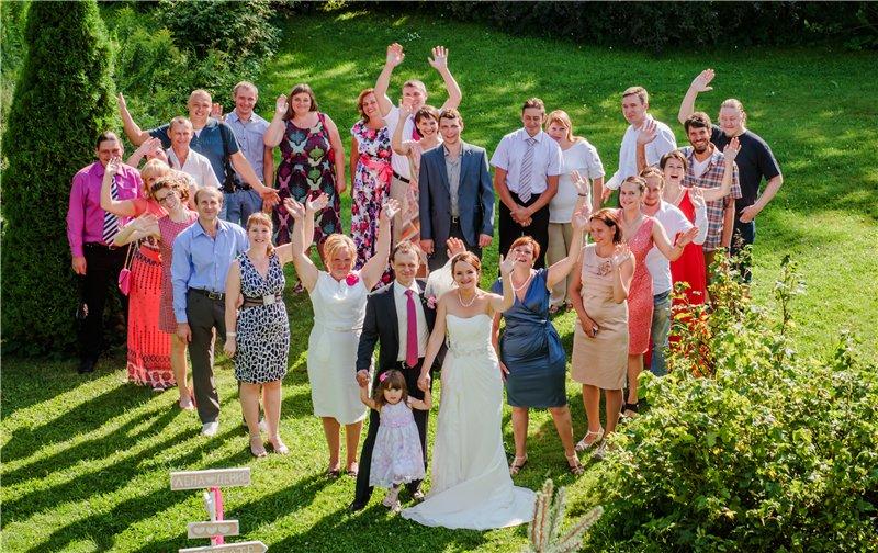 Что одевают на свадьбу гости летом фото 85