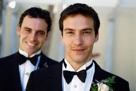 жених и дружок