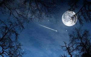 Звезда в небе