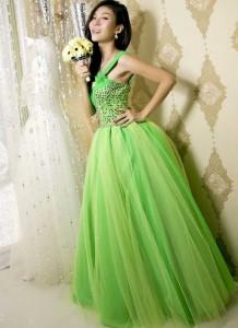 Видеть себя в зеленом платье сонник