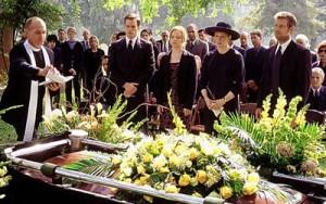 знакомого во сне похороны