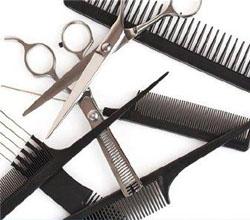 Инструмент парикмахера