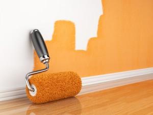 Обновлять цвет стен