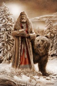 Приснился таинственный медведь