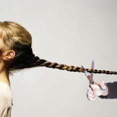 Отрезать косу