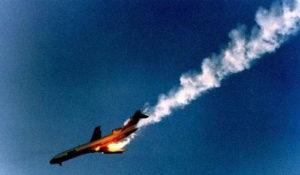 Крушение авиалайнера
