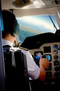 Быть пилотом воздушного судна