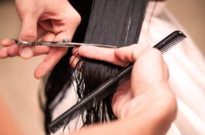 Подстригать концы