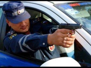 Преследование полицейскими