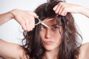 как накручивать волосы на ленту