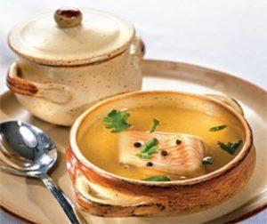 сонник рыбный готовить суп
