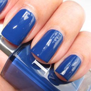 Яркое синие покрытие