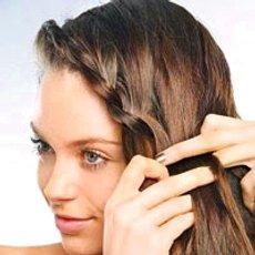 Плести себе волосы