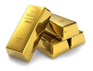 Слитки драгоценного металла