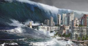 Разрушительная стихия