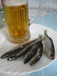 Ароматная рыбка