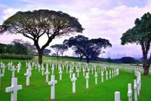 Бродить среди могил