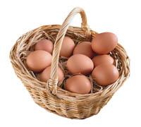 Собрать много яичек