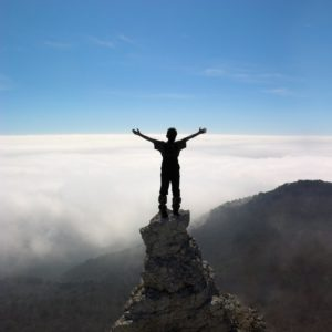 Быть на вершине