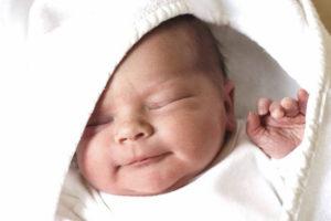 Малыш родился
