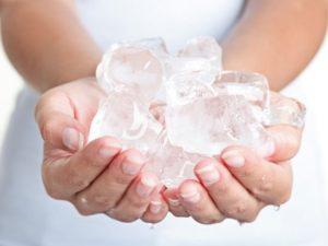 Отмороженные руки