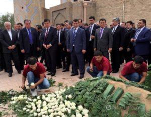 Похорон главы государства
