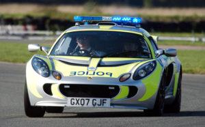 Полицейские догоняют