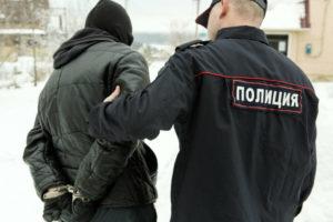 Полицейский и преступник