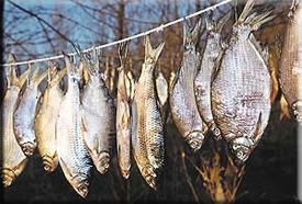 Соленая рыбка