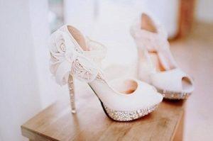 Белоснежная обувь