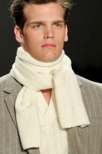 к чему снится белый шарф на голове