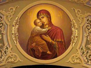 Образ Матери Господней