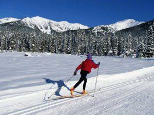 Ехать по утрамбованному снегу