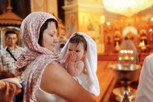 Крестить во сне ребенка
