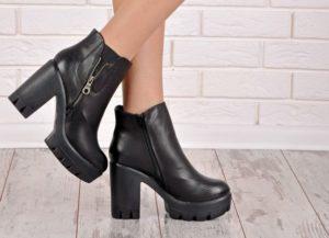 Тяжелая, грузная обувь