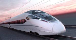 Движение поезда