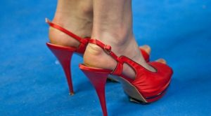 Изношенная обувь