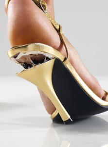 Испорченная обувь