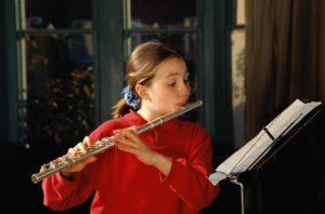 Звуки флейты