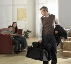 Разваливающаяся семья