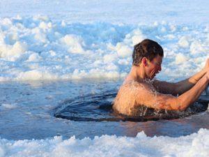Вода во льдах