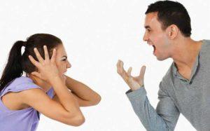 Ссора супругов